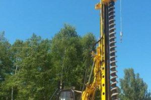 realizacje montaż pali Zielona Góra